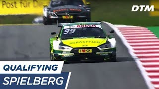 DTM Spielberg 2017 - Qualifying (Race 2) - RE-LIVE (English)