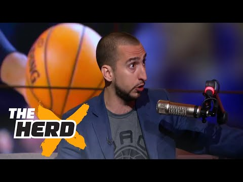 Nick Wright on LeBron James greatness the Celtics bad judgment and more THE HERD