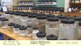 Maize 'N Manna Wholefoods Commercial