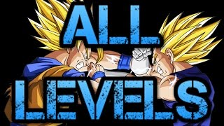 ALL Power Levels Dragon Ball / Z / Kai / GT (All Saga's Movies, Specials and OVA's)