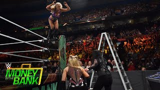 Women's Money in the Bank Ladder Match: WWE Money in the Bank 2017 (WWE Network Exclusive)