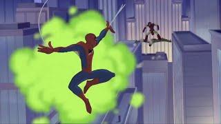 Spectacular Spider-Man (2008) Spider-Man vs Green Goblin part 3/3