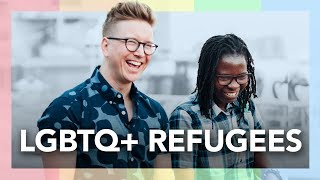 A Matter of Life or Death: LGBTQ+ Refugees | Chosen Family | Part 5