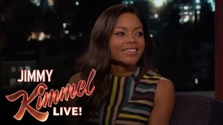 Naomie Harris Honored by The Queen