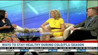 Ways to Stay Healthy During Cold/Flu Season - NC8