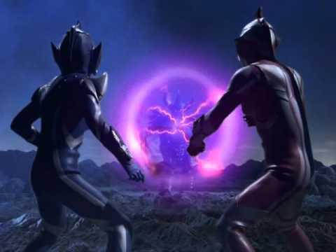 Ultraman Mebius Gaiden Armor of Darkness Stage 2