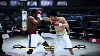 FNC: Sugar Ray Leonard vs Manny Pacquio
