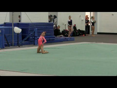9 Year Old Level 7 Gymnast | Acroanna