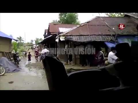5 Teenage Rohingya Girls Gang Raped by Burmese Military