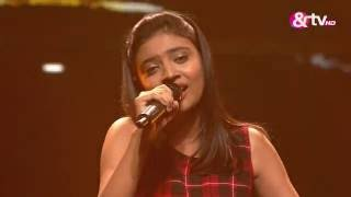 Srishti Chakraborty - Khamoshiyan - Liveshows - Episode 18 - The Voice India Kids