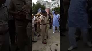 जयपुर में राजपूत समाज के सभी संगठनों के पदाधिकारियों ने दी गिरफ्तारी आरंभ है प्रचंड