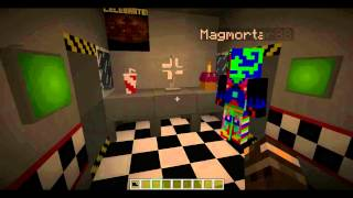 Minecraft Five Nights at Freddy's Role Play!