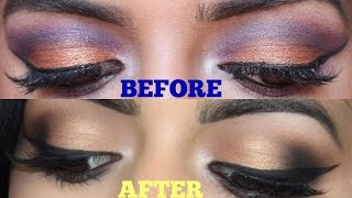 How to Apply Eyeshadow for Beginners: Make your lids look bigger!