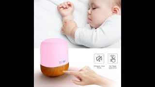 2017 The Best Essential Oil Diffuser and Cool Mist Humidifier for bedroom -- What is inside?
