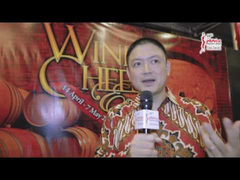 Opening Wine & Cheese Expo - JFFF 2017