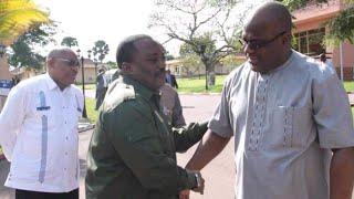 Joseph Kabila rend visite ce dimanche à Felix Tshisekedi apres la présidence il y'a une vie