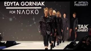 Edyta Górniak x Naoko - pokaz mody [PTAK PREMIERY VI]
