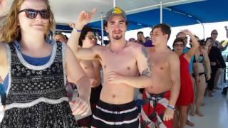 Cuba 2017 - Fun on the Catamaran (part two)