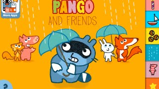 Pango and friends Studio Pango Educational Education Android İos Free Game GAMEPLAY VİDEO