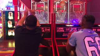 You won't believe what my brother did at peter piper pizza !!!