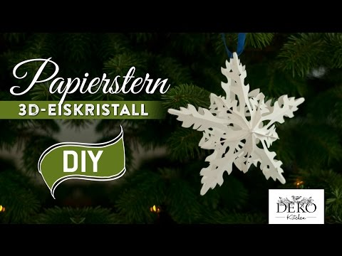 ... Weihnachtsstern - How-to  Deko Kitchen - PlayItHub Largest Videos Hub