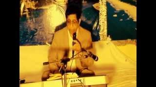 Ilahi Ansoo Bhari Zindagi Kisi Ko Na De By Khader Khan [Ghazal]