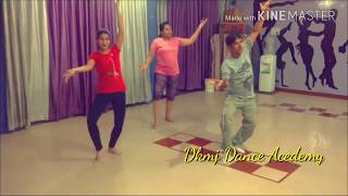 Pinga|Deepika & Priyanka|Bajirao Mastani| Dkmj Dance Acedemy