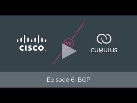 Xxx Mp4 Cisco Vs Cumulus Linux 06 How To Configure BGP 3gp Sex