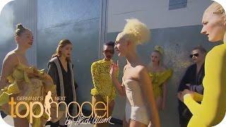 Der Streit: Plötzlich steht alles Kopf!   Germany's next Topmodel 2015   Prosieben