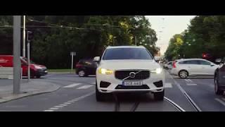 Volvo XC40 - inboard technology