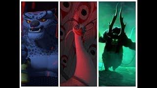 Tai Lung, Lord Shen & Kai || Circus