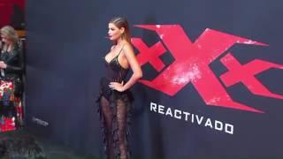 Alfombra Roja Ariadna Gutierrez - Premiere XXX: Return of Xander Cage