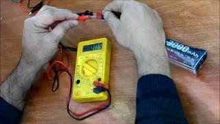 LIPO Bataryayı Etkisizleştirme