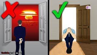 كيف تنجو بحياتك من هجوم نووي ؟!