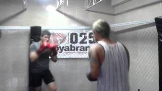 samurai fight center sparring