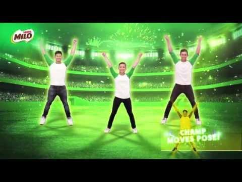 MILO | Champ Moves | Nestle PH