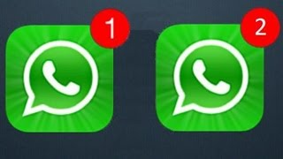 how to install two whatsapp on iphone or ipad 2018