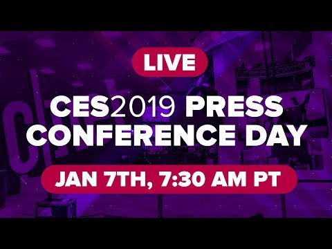 Xxx Mp4 CES 2019 Press Conference Day 3gp Sex