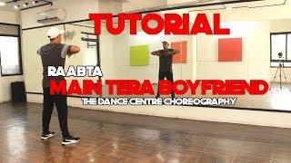 Main Tera Boyfriend Dance Choreography | Dance Tutorial