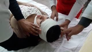 Cuidados post-mortem de enfermeria, como amortajar a un paciente
