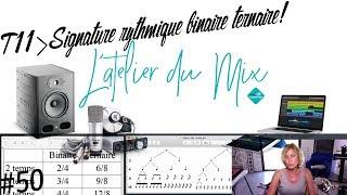 #50 Les signatures rythmiques binaire ternaire