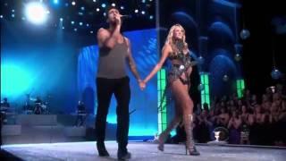 Maroon 5 - Moves Like Jagger - Remix (29/11/2011) Victoria's Secret Fashion Show
