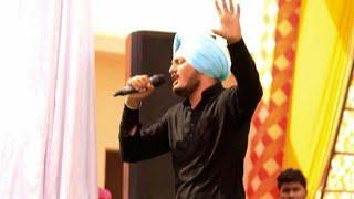 Sidhu moose wala | tappe | boliya | live | old video | college time