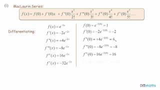 MacLaurin Theorem - An Introduction