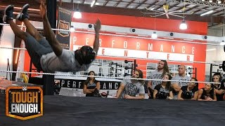 The competitors take their lumps... and bumps: WWE Tough Enough, June 30, 2015