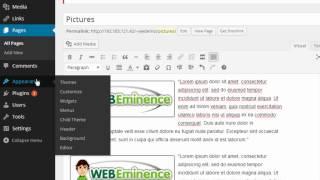 Wordpress 3.9 Image Margins? Using CSS Classes Instead