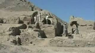 آثار تاریخی کوشانی ها در معدن مس عینک در خطر است