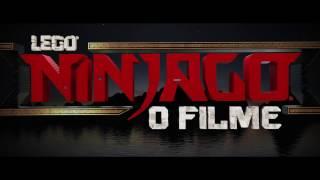 LEGO Ninjago: O Filme - Trailer Dobrado