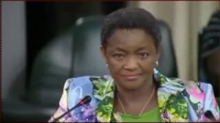 Bathabile Dlamini ask to leave SCOPA meeting