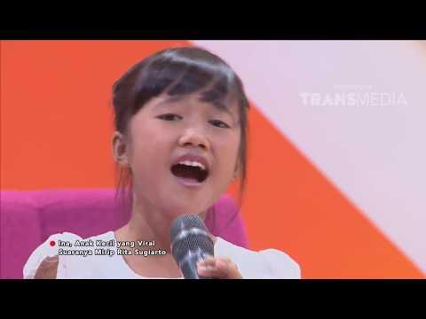 Xxx Mp4 PAGI PAGI PASTI HAPPY Kisah Ina Bocah SD Bersuara Emas Yang Mirip Rita Sugiarto 24 10 18 Part 4 3gp Sex